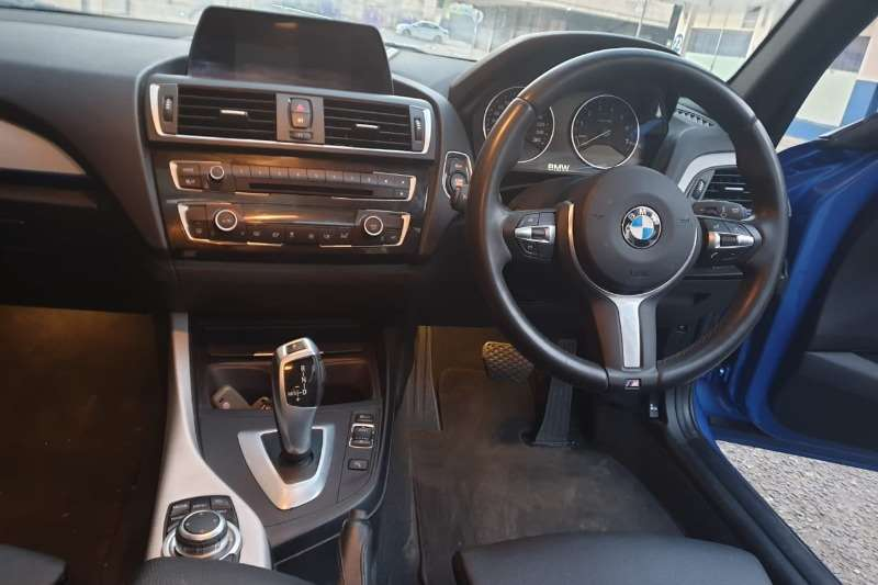 2017 BMW 1 Series 120i 5 door M Sport sports auto