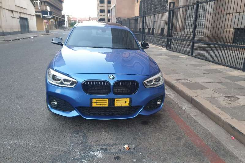 2017 BMW 1 Series 120i 5 door M Sport sports auto