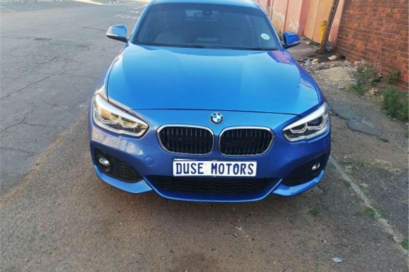 2015 BMW 1 Series 120d 5 door M Sport steptronic