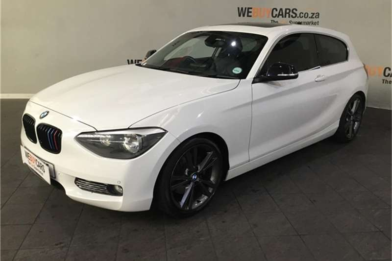 2012 BMW 1 Series 125i 3 door auto