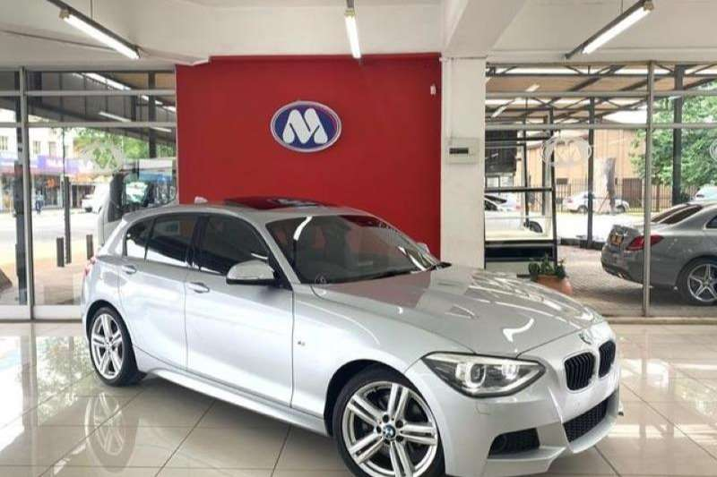 2015 BMW 1 Series 125i 5 door auto