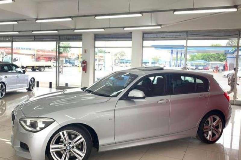 2015 BMW 1 Series 125i 5 door auto