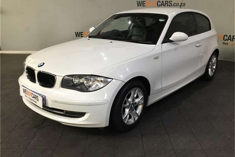 2008 BMW 1 Series 120i 3 door