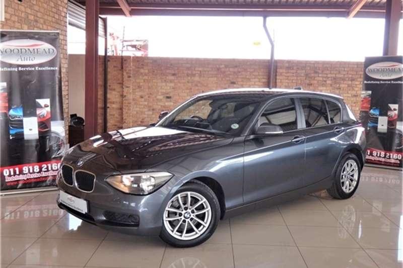 2013 BMW 1 Series 118i 5 door