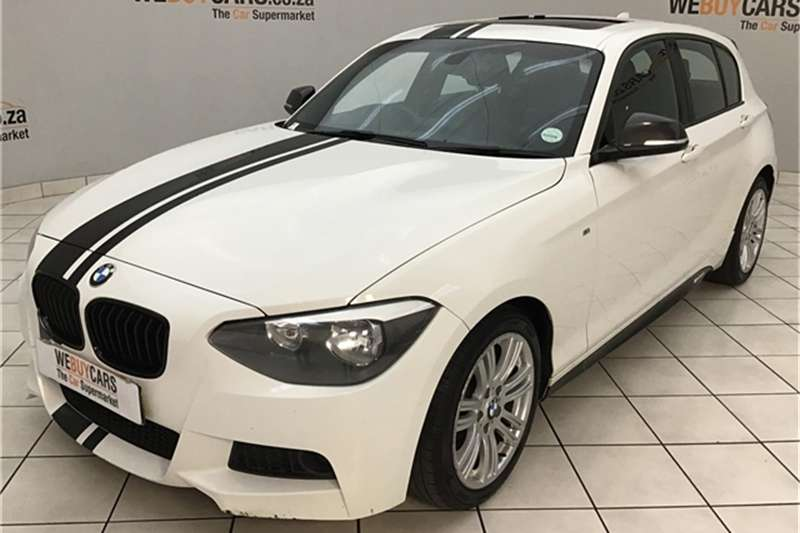 2014 BMW 1 Series 118i 5 door M Sport