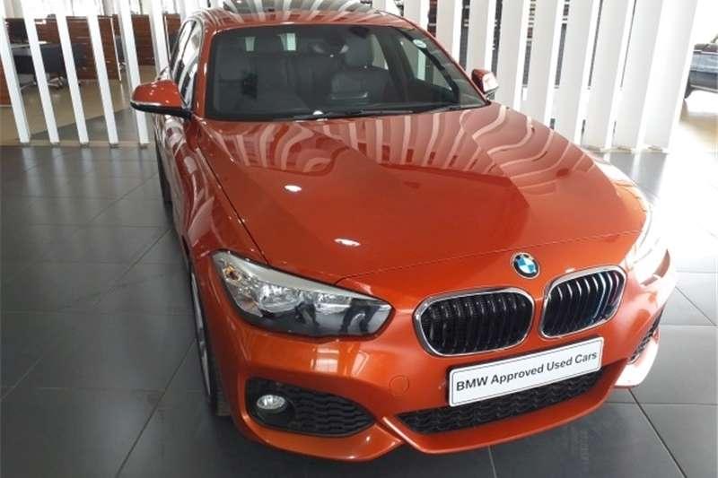 BMW 1 Series 120i 5 door M Sport auto