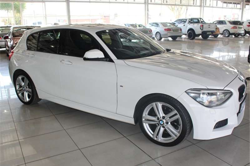 2014 BMW 1 Series 120d 5 door M Sport auto