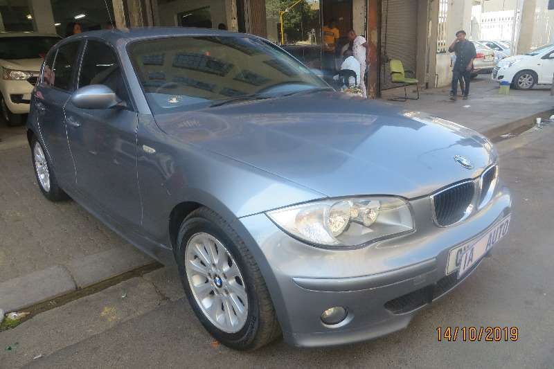 2008 BMW 1 Series 118i 5 door auto