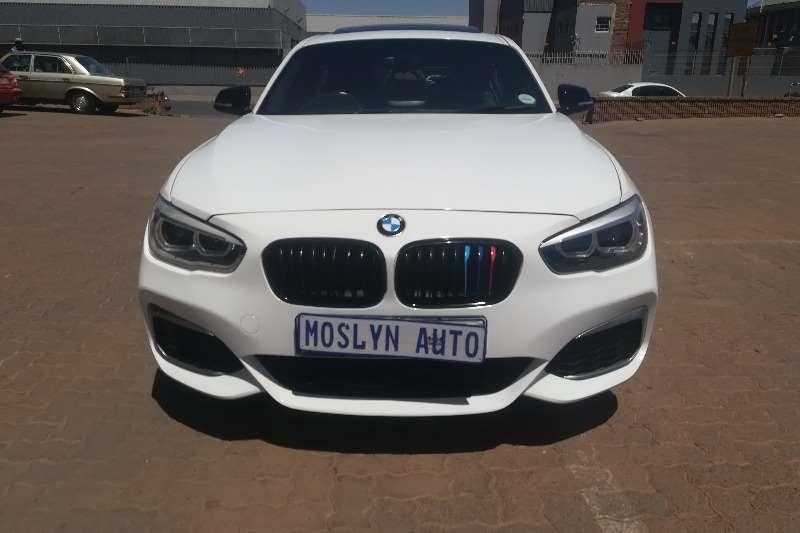 2018 BMW 1 Series M140i 5 door sports auto