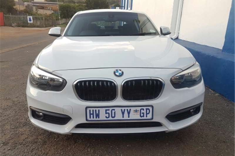 2017 BMW 1 Series 118i 5 door M Sport auto