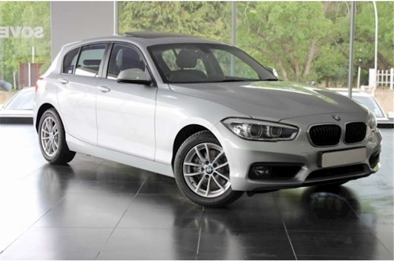 BMW 1 Series 120i 5 door Sport auto