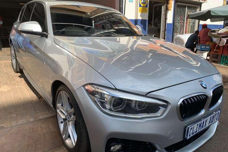 2016 BMW 1 Series 120i 5 door M Sport steptronic