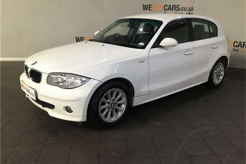 2006 BMW 1 Series 118i 5 door steptronic