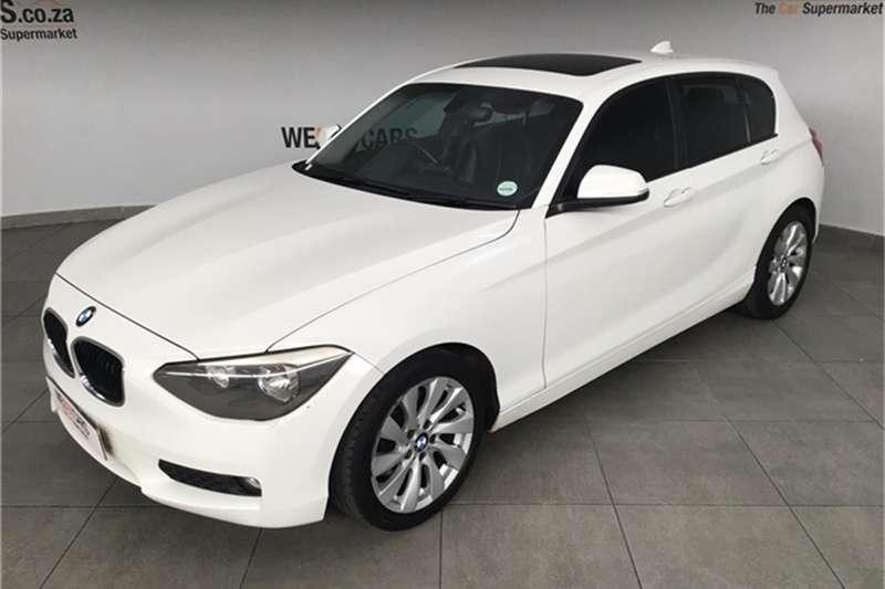 2012 BMW 1 Series 125i 5 door auto