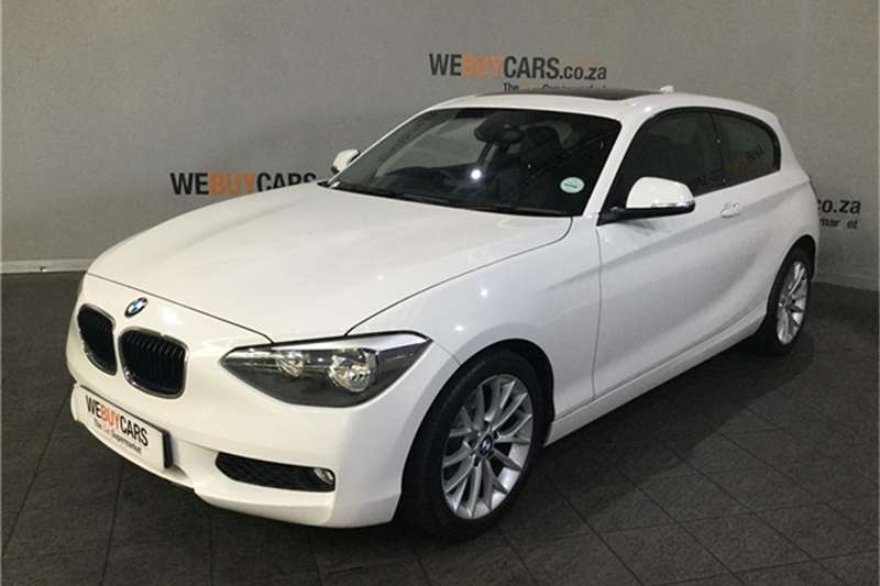 2014 BMW 1 Series 118i 3 door auto