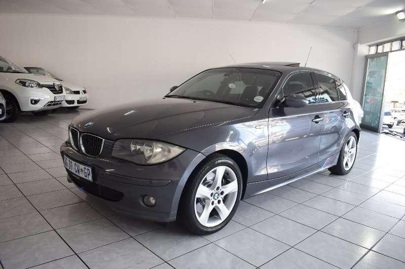 2006 BMW 1 Series 130i 5 door steptronic