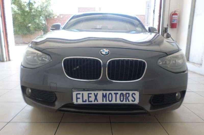 2012 BMW 1 Series 120d 5 door auto