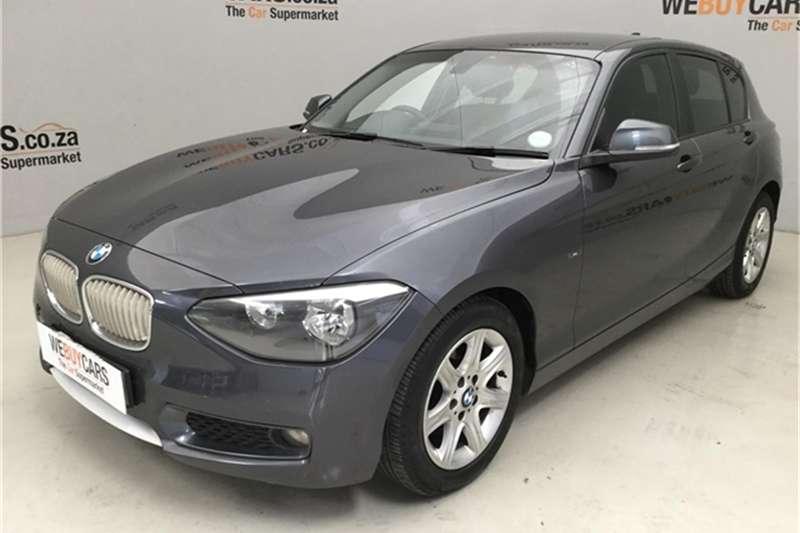 2012 BMW 1 Series 118i 5 door