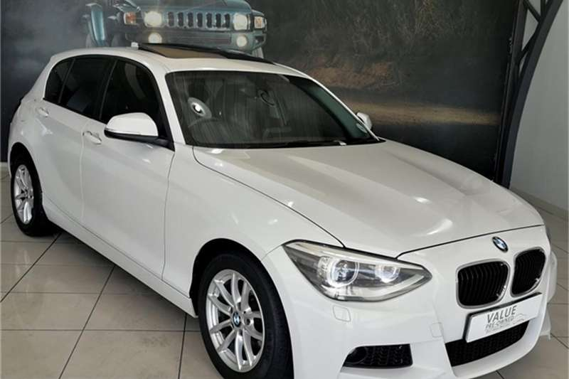 2014 BMW 1 Series 116i 5 door auto