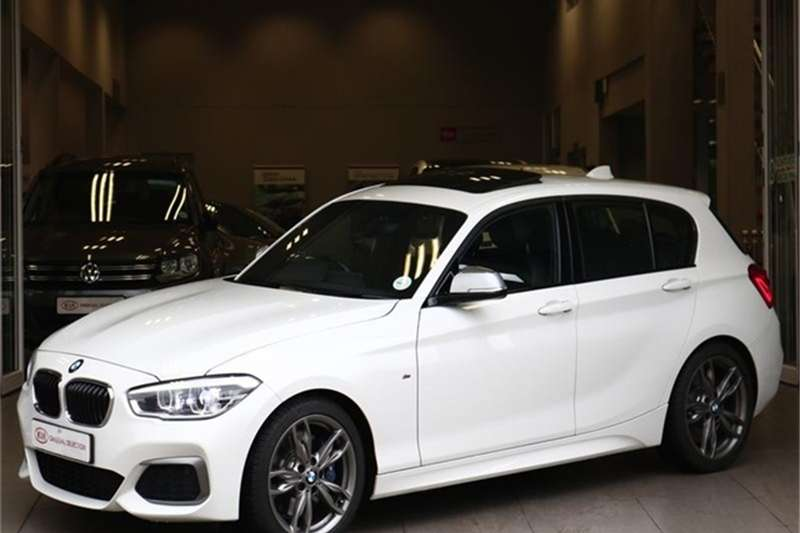 2017 BMW 1 Series M140i 5 door sports auto