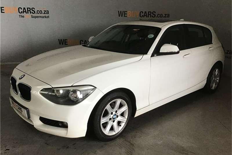 2013 BMW 1 Series 116i 5 door