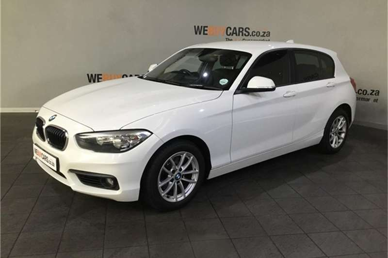 2016 BMW 1 Series 120i 5 door auto
