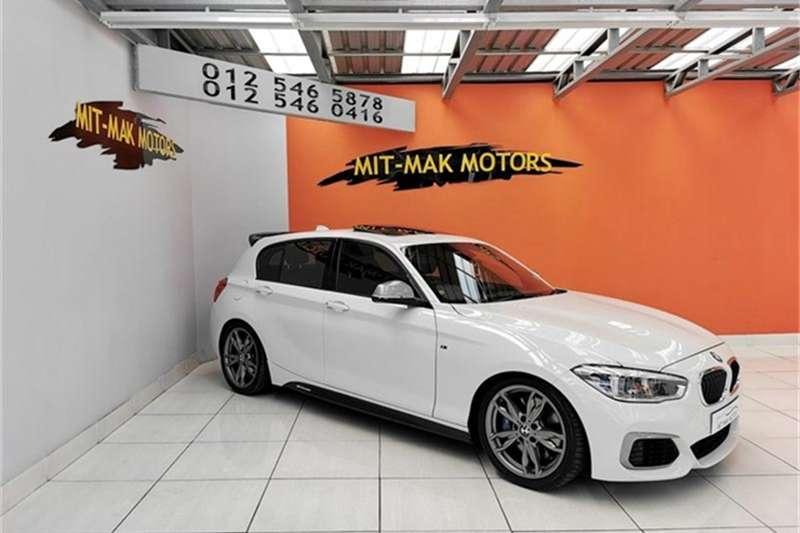 2015 BMW 1 Series M135i 5 door sports auto