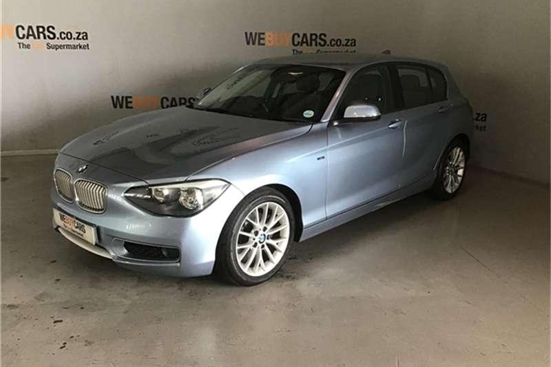 2012 BMW 1 Series 118i 5 door Urban