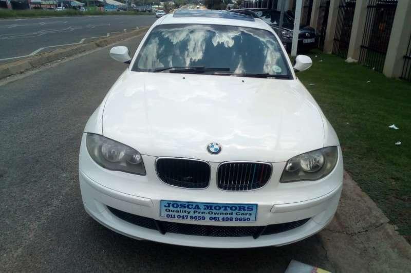 2011 BMW 1 Series 120d 5 door auto
