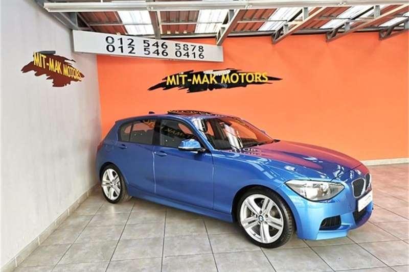 2013 BMW 1 Series 118i 5 door M Sport