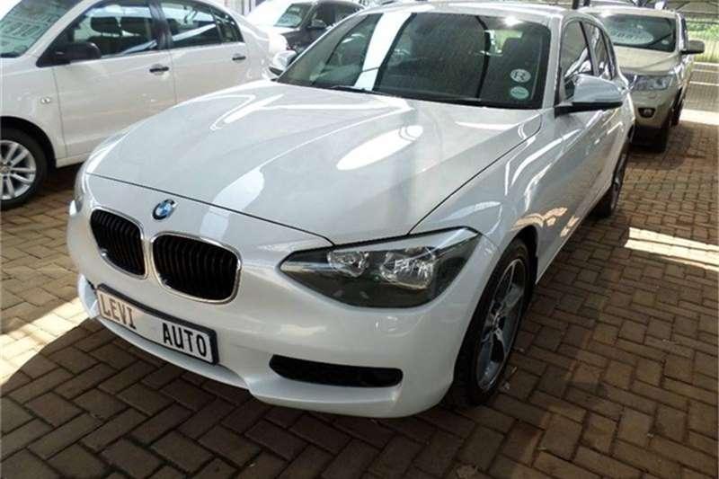 2014 BMW 1 Series 118i 5 door Sport auto