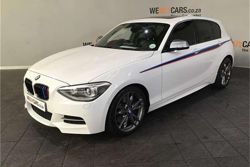 2013 BMW 1 Series M135i 5 door