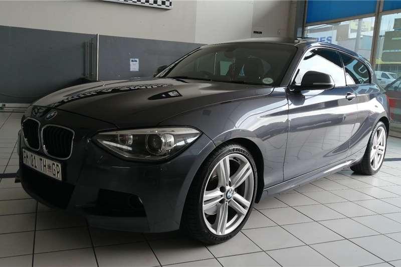 2013 BMW 1 Series 125i 3 door auto
