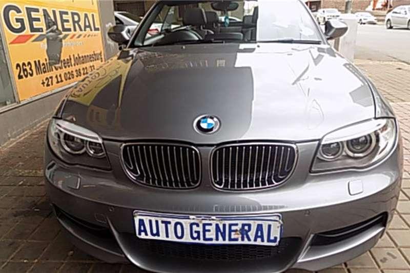 2011 BMW 1 Series 135i convertible auto