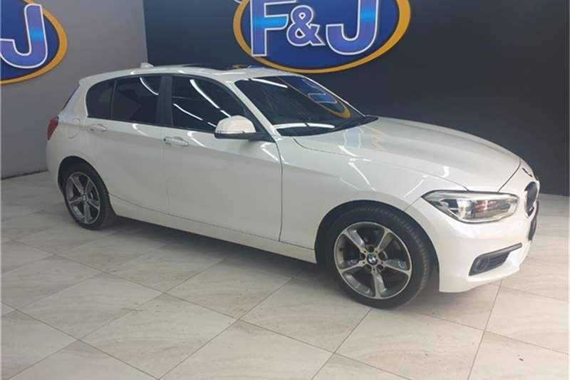 2015 BMW 1 Series 120i 5 door auto