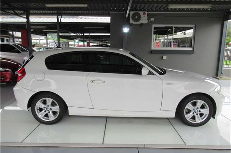 2011 BMW 1 Series 116i 3 door