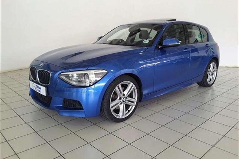 2013 BMW 1 Series 125i 5 door M Sport