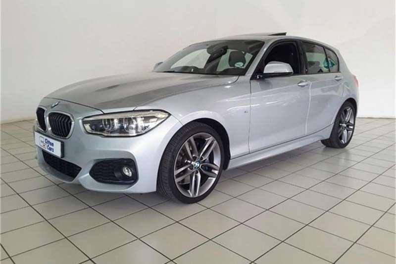 2015 BMW 1 Series 125i 5 door M Sport sports auto