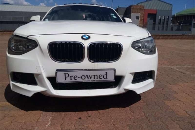 2014 BMW 1 Series 118i 3 door Exclusive