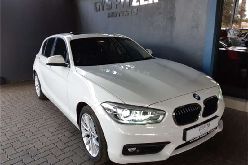 2016 BMW 1 Series 120i 5 door M Sport auto
