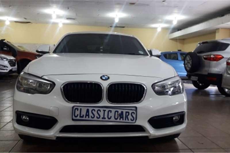 2016 BMW 1 Series 120i 5 door Sport auto