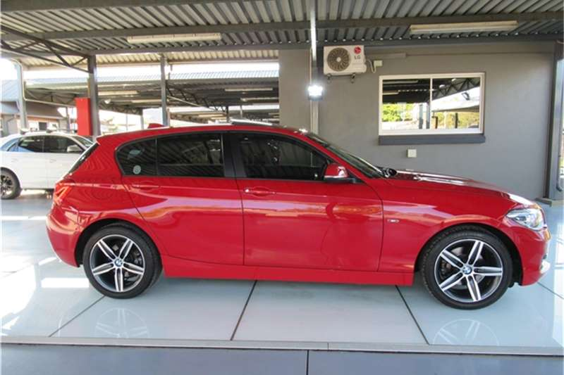 2015 BMW 1 Series 120i 5 door Sport auto