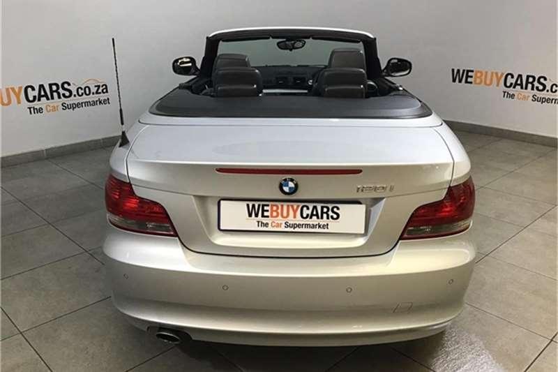 2011 BMW 1 Series 120i convertible
