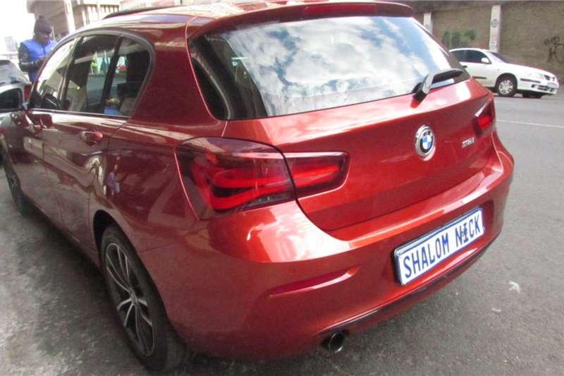 2018 BMW 1 Series 118i 5 door