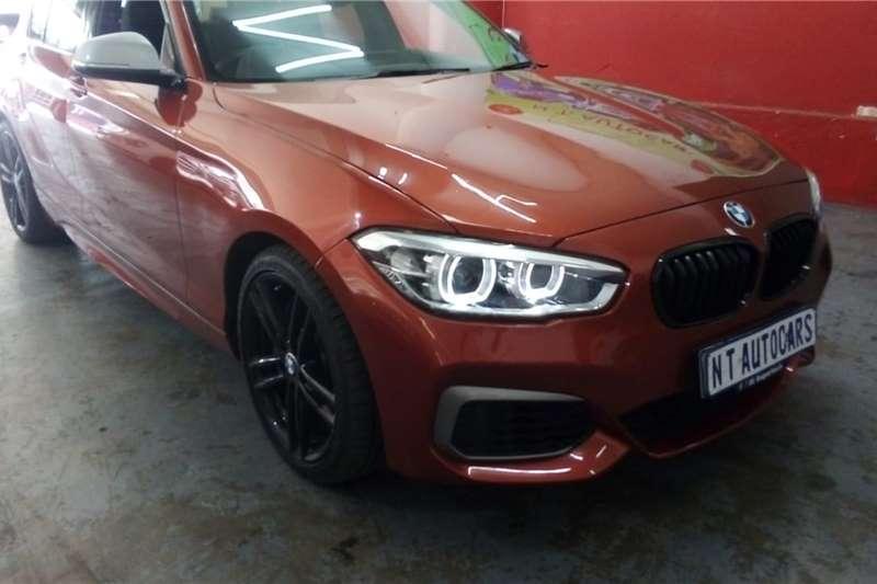 2018 BMW 1 Series M140i 5 door Edition Shadow sports auto