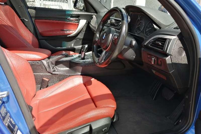 2016 BMW 1 Series