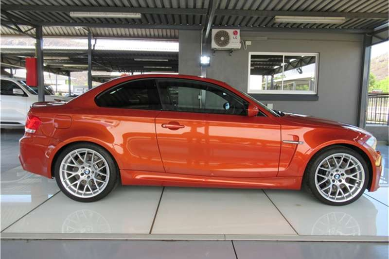 BMW 1 Series M Coupé 2012
