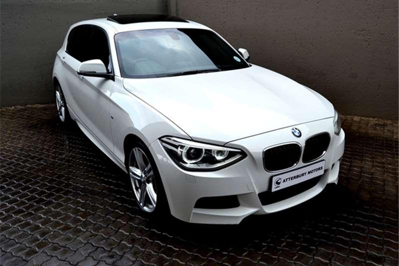 BMW 1 Series M SPORT 5DR A/T (F20) 2014