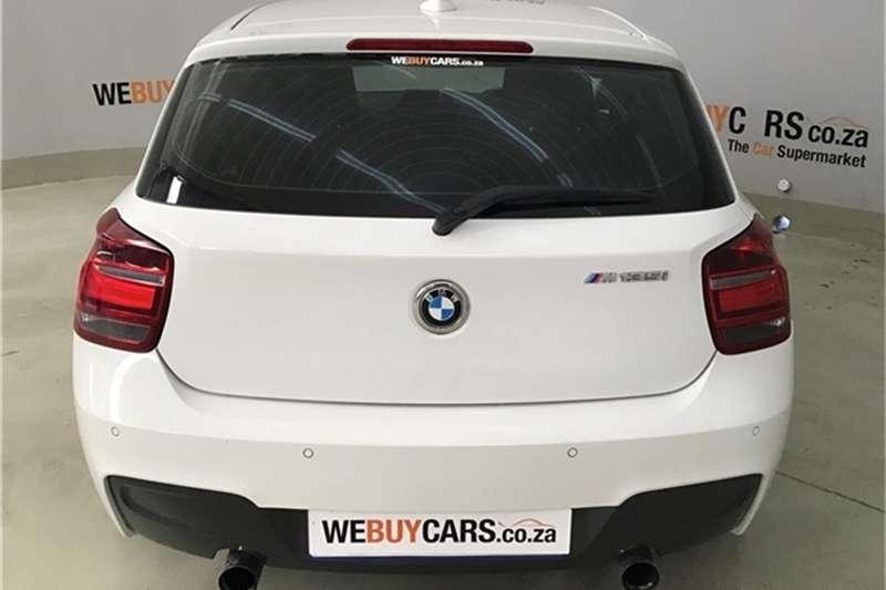 BMW 1 Series M135i 3 door auto 2013