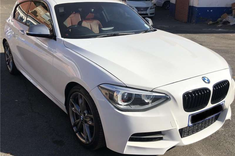BMW 1 Series M135i 3 door sports auto 2014